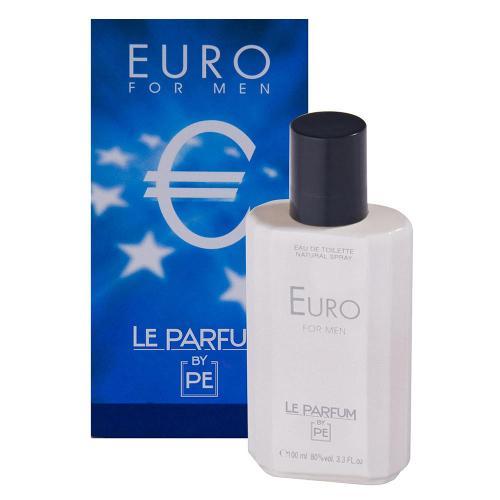 Euro Eau de Toilette Paris Elysees - Perfume Masculino 100ml