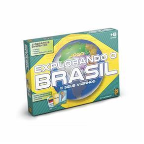 Explorando o Brasil Grow - 1658