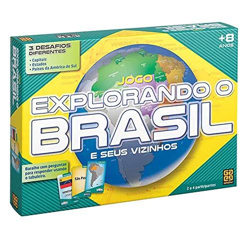 Explorando o Brasil Grow