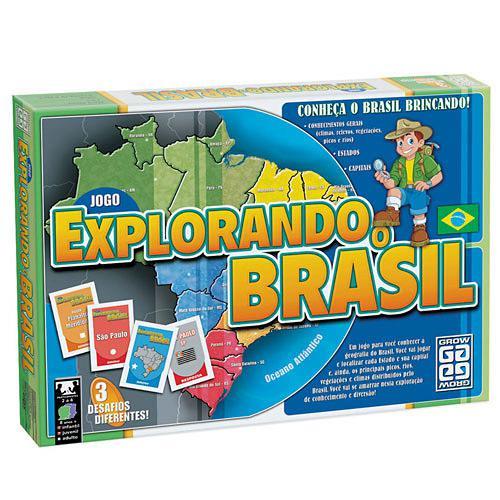 Explorando o Brasil - Grow