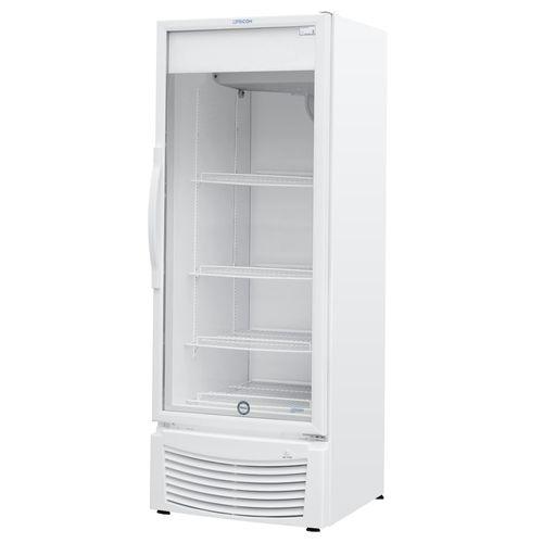 Expositor Refrigerado Vertical Fricon 402 Litros Porta de Vidro VCFM402 - 220V