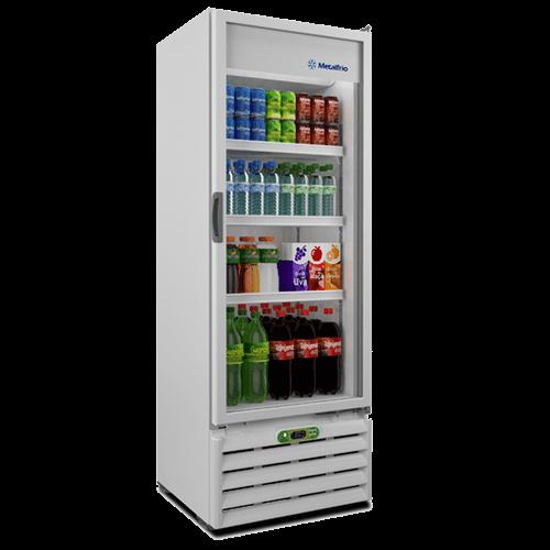 Tudo sobre 'Expositor Refrigerado Vertical Metalfrio Frost Free Porta de Vidro VB40R'