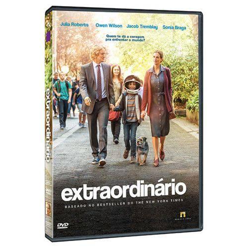 Tudo sobre 'Extraordinário'