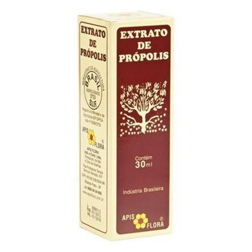 Tudo sobre 'Extrato de Propolis 30ml Apisflora'