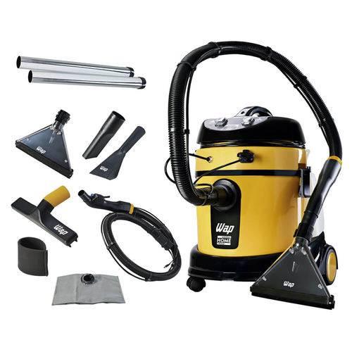 Tudo sobre 'Extratora e Aspirador 1600w, 20l Home Cleaner - Wap'