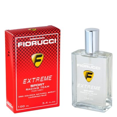 Extreme Sport Racing Team For Men Fiorucci- Perfume Masculino - Deo Colônia 100ml