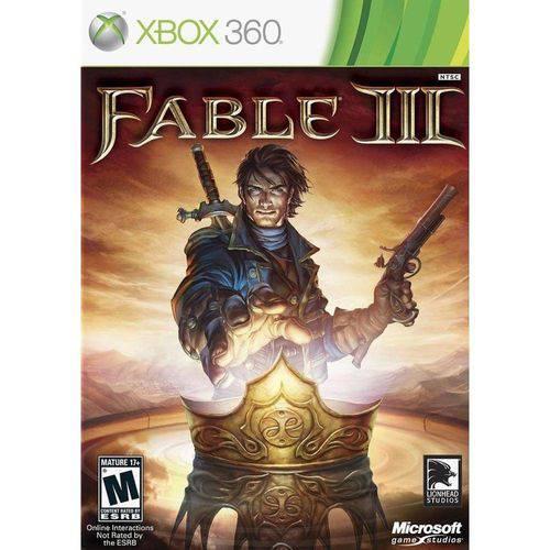 Tudo sobre 'Fable Iii - Xbox 360'