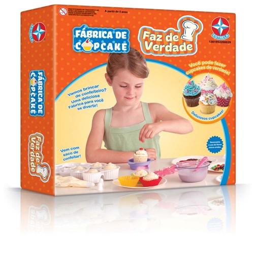 Tudo sobre 'Fabrica de Cupcake ESTRELA'