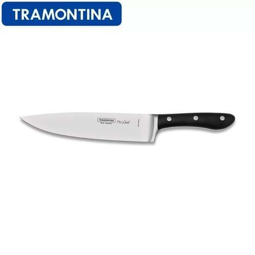 """Tudo sobre 'Faca Inox Chef 8"""" - Tramontina'"""