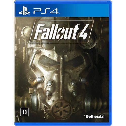 Tudo sobre 'Fallout 4 - Ps4'