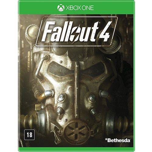 Tudo sobre 'Fallout 4 - Xbox One'