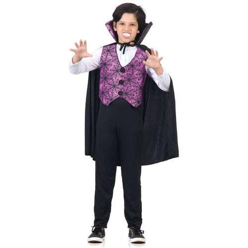 Tudo sobre 'Fantasia Conde Dracula Infantil'