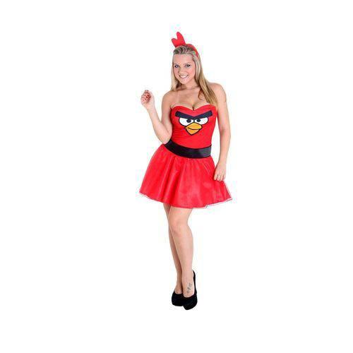 Tudo sobre 'Fantasia Heat Girls Adulto Angry Birds'