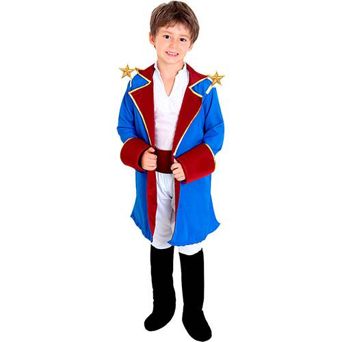 Tudo sobre 'Fantasia Infantil Pequeno Principe - Sulamericana'