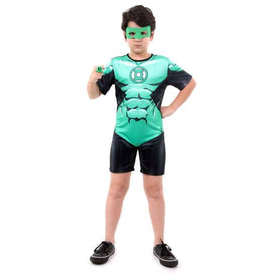 Tudo sobre 'Fantasia Lanterna Verde Pop - DC P'