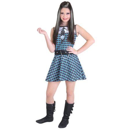 Tudo sobre 'Fantasia Pop Monster High Frankie - M'