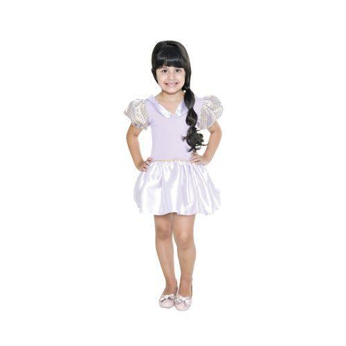 Tudo sobre 'Fantasia Princesa Lilás P - Brink Model'