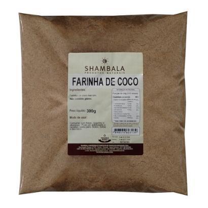 Farinha de Coco 300g