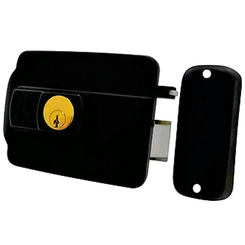 Fechadura Elétrica Abertura Externa Chave Simples Líder Lotus Lr 120e