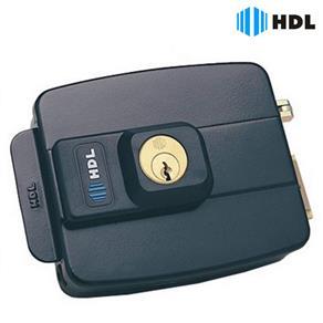 Fechadura Elétrica C90 Dupla Fixa Preta 90.01.03.041 - HDL