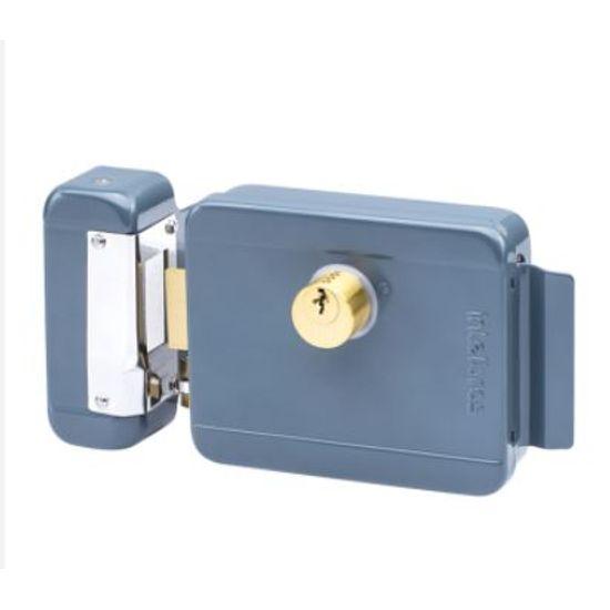 Fechadura Elétrica de Cilindro Fixo FX 2000 4679000 - Intelbras