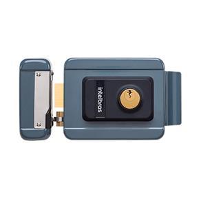 Fechadura Eletrica Fx 2000 Universal Cinza