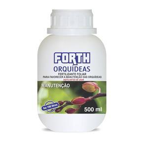 Fertilizante Forth Orqu?deas Manuten??o L?quido Concentrado 500Ml
