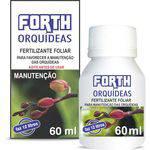 Fertilizante Líquido Concentrado Forth para Orquídeas Manutenção - 60ml
