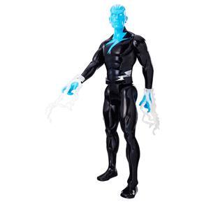 Figura de Ação Titan Hero - 30 Cm - Spider-Man - Electro - Hasbro