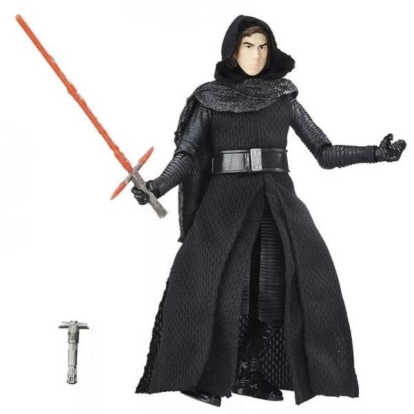 Figura Star Wars 6 Kylo Ren - B3834 - Hasbro