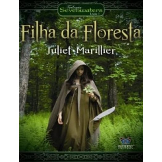 Tudo sobre 'Filha da Floresta - Vol 1 - Butterfly'
