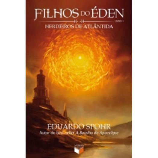 Tudo sobre 'Filhos do Eden - Vol 1 - Verus'