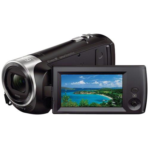 Filmadora Sony HDR CX405 HD Zoom 30x Full HD