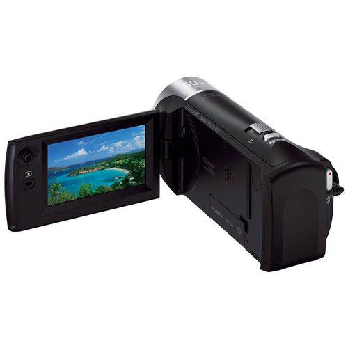 Filmadora Sony Hdr-Cx440 8gb Full HD - Zoom 30x - Wifi