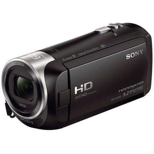 Tudo sobre 'Filmadora Sony Hdr-cx440 Full Hd - Zoom 30x'