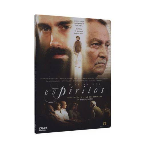 Filme dos Espíritos, o [DVD]