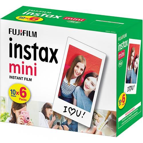 Tudo sobre 'Filme Instax Mini Pack com 60 Fotos - Fujifilm'