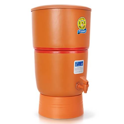 Tudo sobre 'Filtro de Barro para Água Premium 2v 6l'