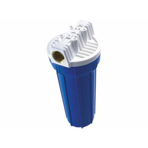 Filtro de Agua Grau de Filtraçao 25micra 9 3/4 Fortlev