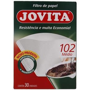 Tudo sobre 'Filtro de Papel Jovita 102'