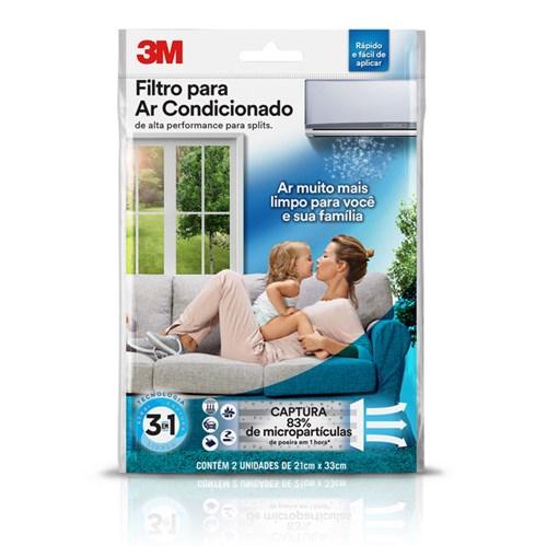 Filtro para Ar Condicionado Split 2Unidades 3M