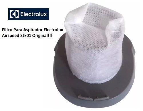 Tudo sobre 'Filtro para Aspirador Electrolux Airspeed Stk01 Original'