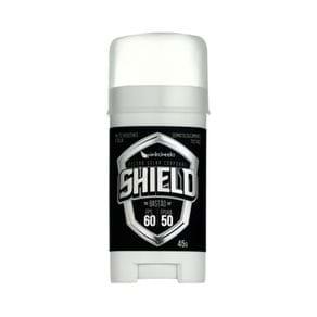 Tudo sobre 'Filtro Solar Corporal Shield Bastão 45g FPS 60'