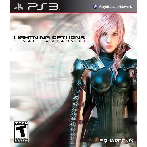 Tudo sobre 'Final Fantasy Xiii: Lightning Returns- Ps3'