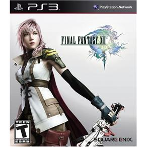 Tudo sobre 'Final Fantasy Xiii- Ps3'