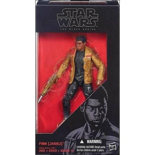Finn Jakku - Star Wars Black Series #01 - Hasbro