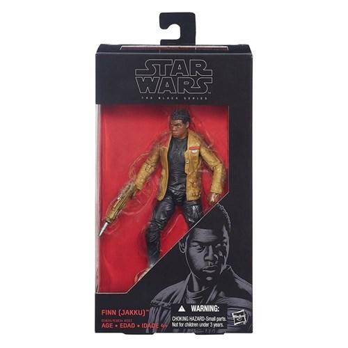 Finn Jakku Star Wars Black Series Hasbro