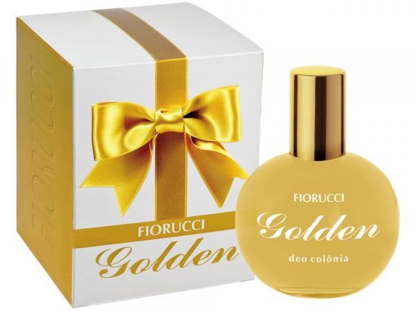 Fiorucci Golden Perfume Feminino - Deo Colônia 100ml