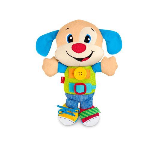 Fisher Price Cachorrinhos Hora de Vestir Aprender e Brincar - Mattel