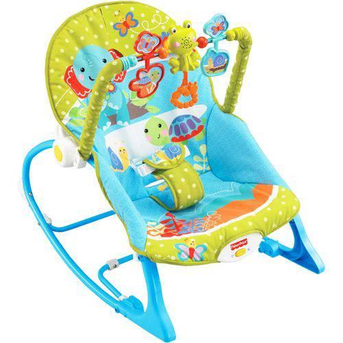 Tudo sobre 'Fisher-price Cadeira Minha Infancia Bosque'